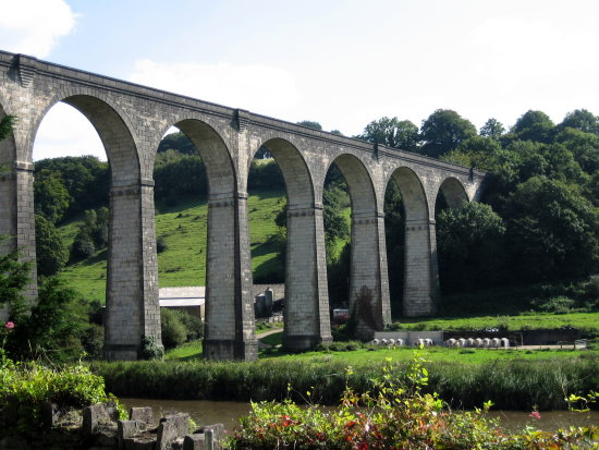 river bridge calstock