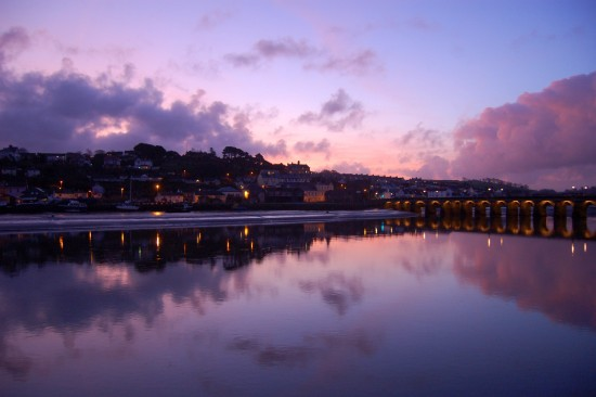 reflectionthursday bideford river torridge devon