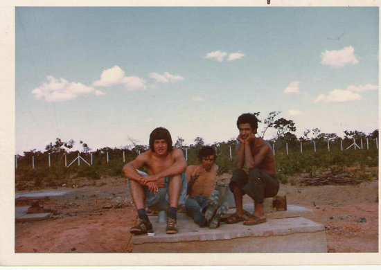 Central Plain near Brasilia 1975