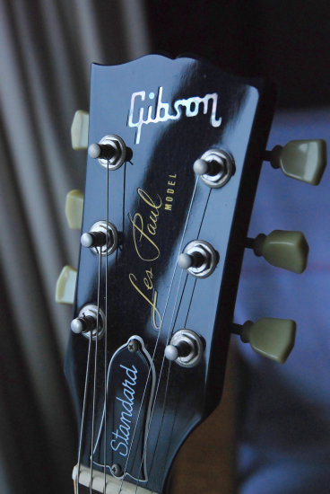 guitar Gibson les paul
