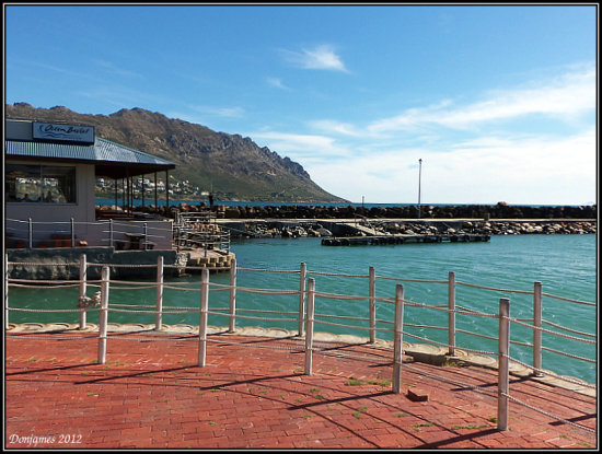 gordonsbay south africa restaurant