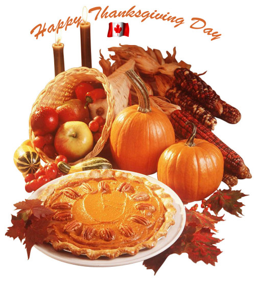 thanksgiving day in canada It is once again time to talk turkey, stuffing and all of the trimmings thanksgiving  is celebrated in both canada and the united states with.