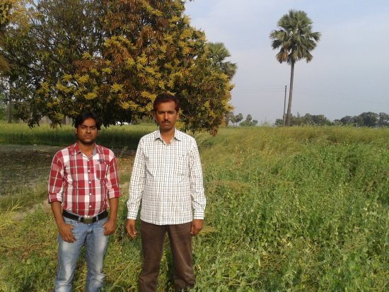 irfan khan and shams siddiqui wasin sant kabir nagar up