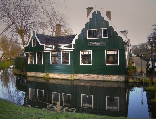 netherlands zaanseschans architecture nethx zaanx archn housn facan
