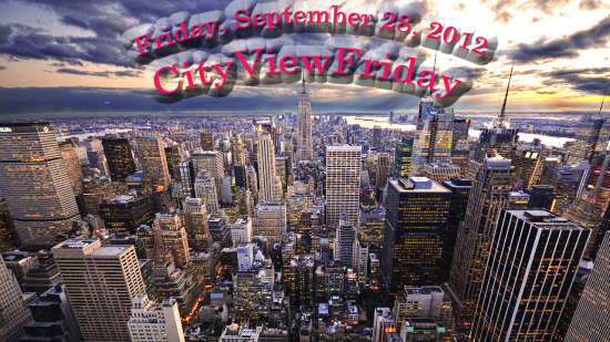 CITYVIEWFRIDAY FUNFRIDAY