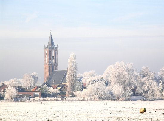 netherlands eemnes landscape winter view nethx eemnx landn viewn