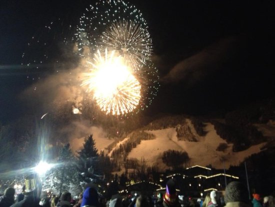 aspen mountain fireworks