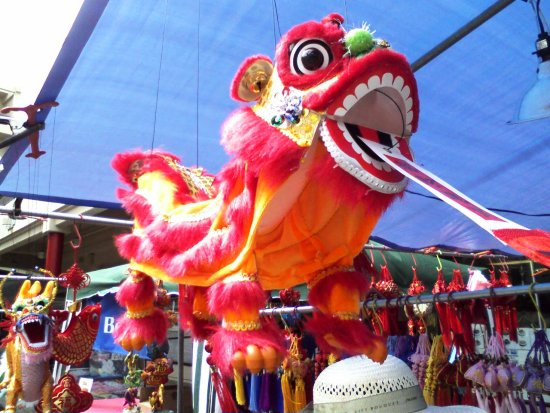 lion chinese newyear puppet ftcomprat