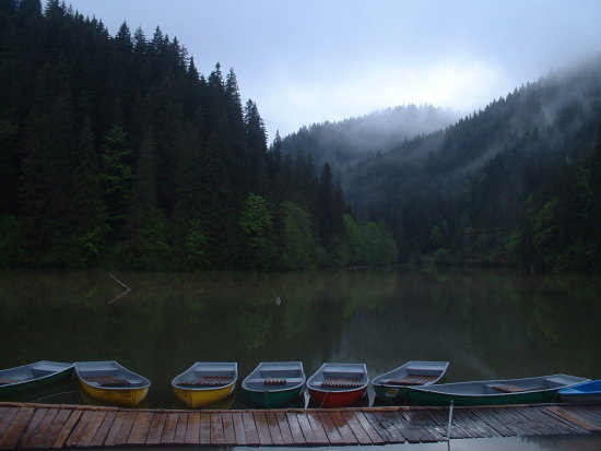 Red Lake Romania