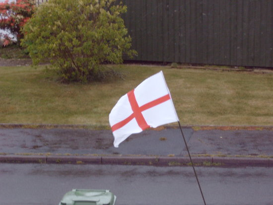 God for Harry England and St George