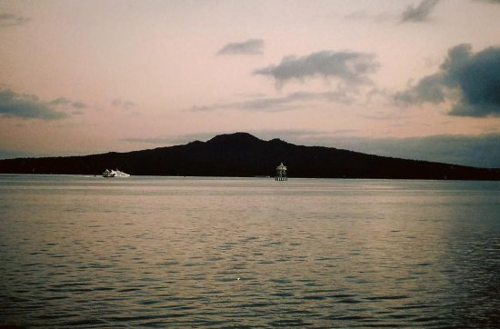 rangitoto beanrock lighthouse auckland