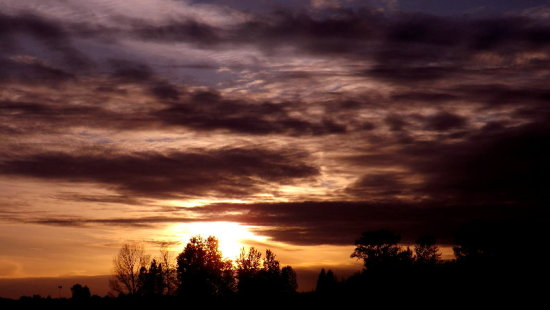 sunset tonight Sumas Washington