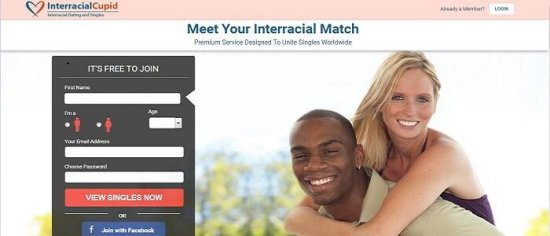 Interracial cupid com