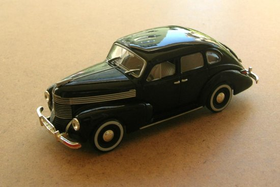 opel kapitan 1950 ixo 143 scale diecast car toy model