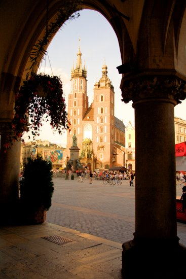 Cracow market
