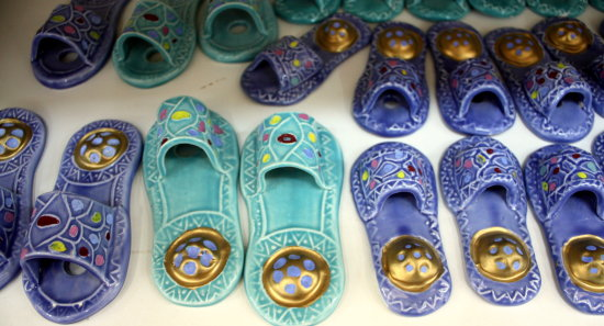 slippers colors