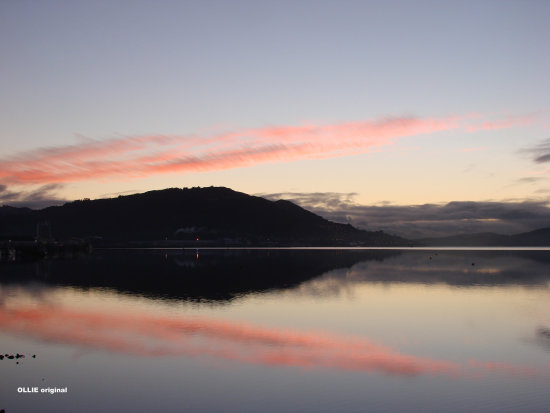 reflectionthursday archives otago habour basin dunedin littleollie