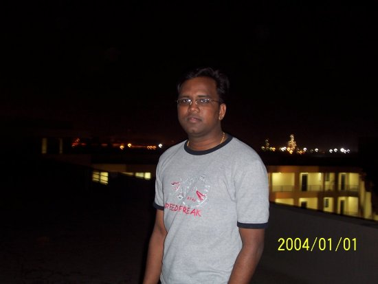 On the Terrace of Hostel