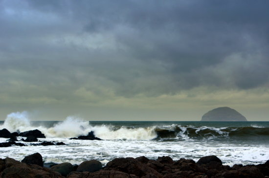 Seascape South west Scotland