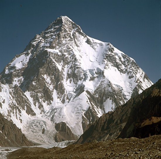 pakistan jhelum k2 mountian snow mountain MYCOUNTRYFRIDAY