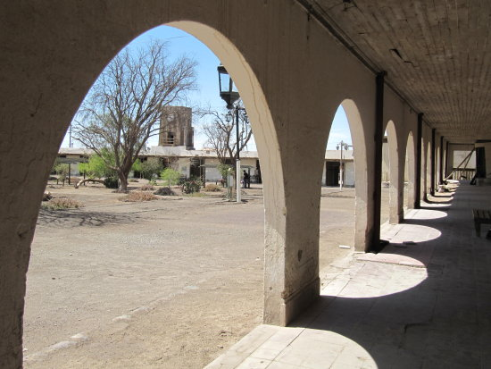 chile iquique humberstone