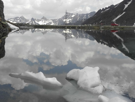 Reflectionthursday Reflection WEater Snow Switserland