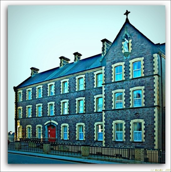 Building convent architecture waterford Ireland