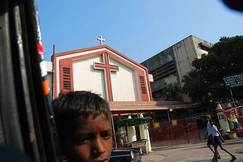 poor mans god st michaels church mahim