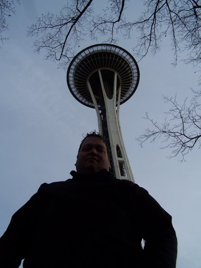 Space Needle, Seattle, WA.