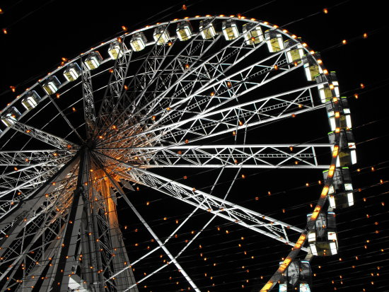 Admiral Eye Big Wheel Cardiff