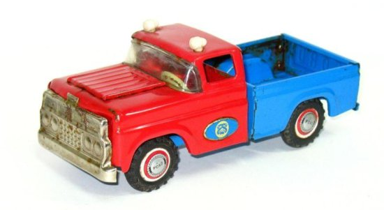 tintoy friction ford f100 marusan pickup japan