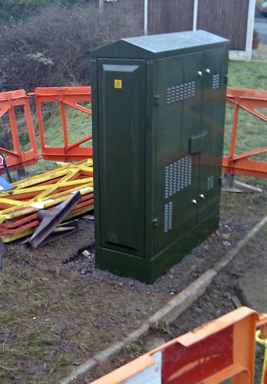 FTTC fibre to the cabinet curb worcester audioboo fast broadband