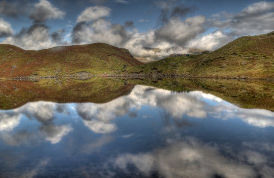 reflectionthursday lake district grasmere easdale