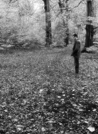 figure woodland infrared