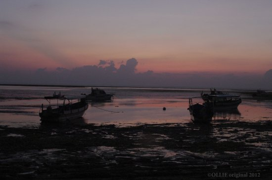 before sunrise benoa bali littleollie