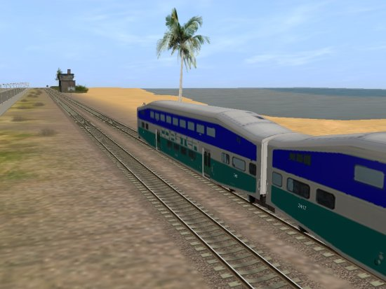 My new Trainz 09 Coaster Route