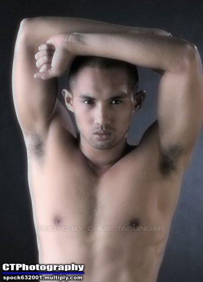 man model body studio
