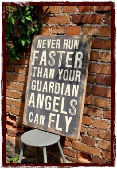 More wise words..... ;-)