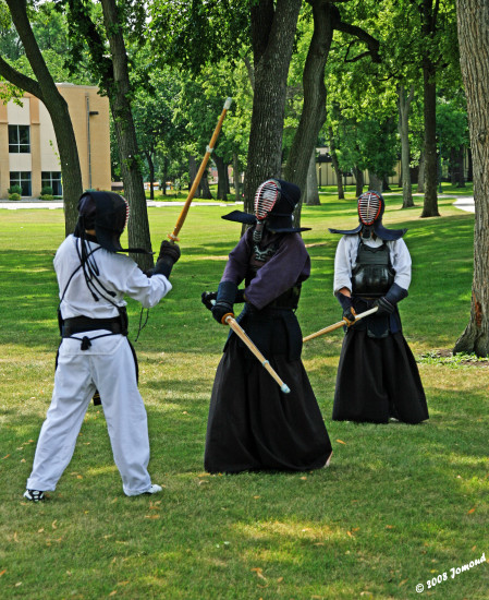 stickfighting kendo korea sports people