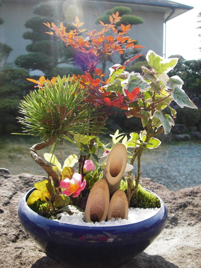 kadomatsu japan traditional