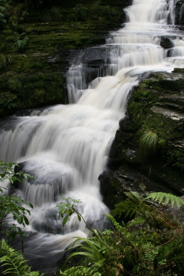 McClennan Falls, Southland - A day trip with the family - It is magic  - Will have to go back for...