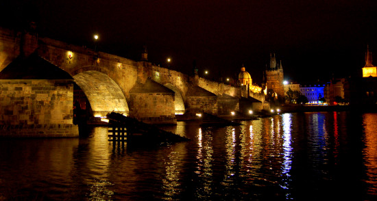 reflectionthursday prague charles bridge