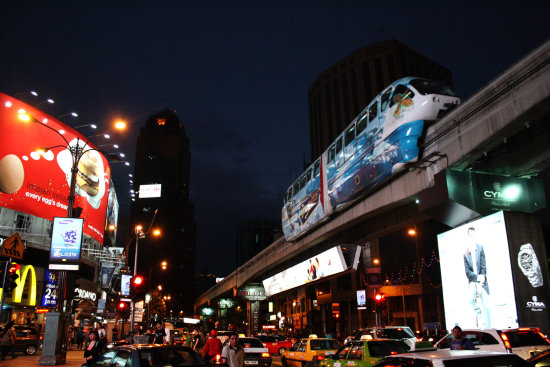 Night Life Bukit Bintang
