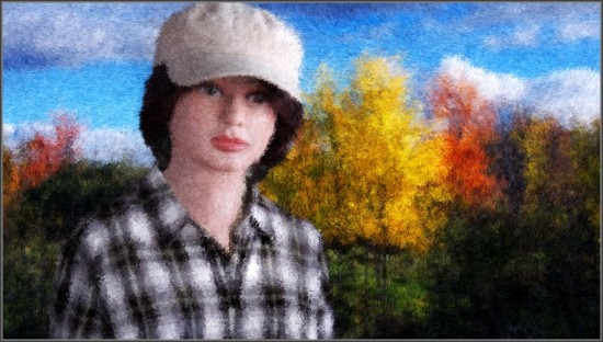 Impressionist Portrait