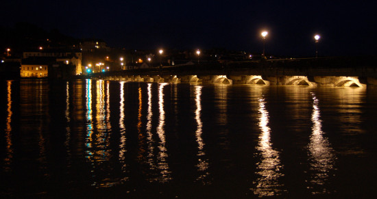 bideford river torridge reflection