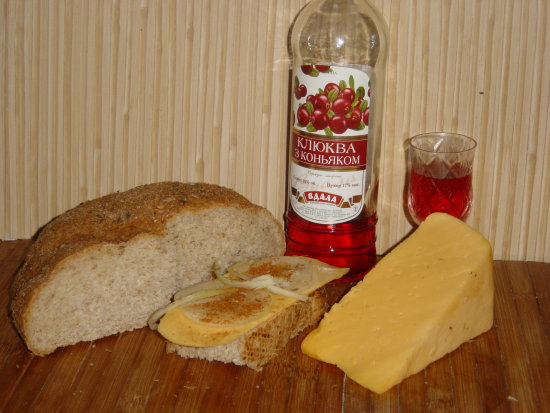 Miss my home , and Scranton good Belgium Bread with variation of cheeses