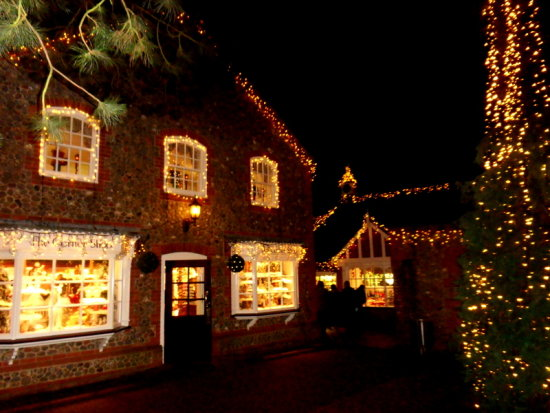 Christmas at Thursford, Norfolk.  Merry Christmas and a very happy new year to you all.