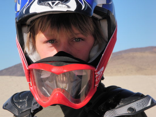 sand mountain nevada atv quad family ride oct2009