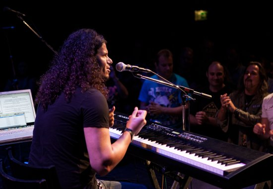 Jeff Scott Soto in Salzburg