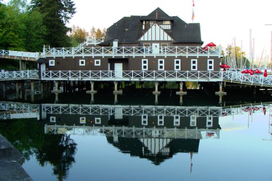 reflectionthursday rowing club stanley park vancouver bc canada 2012